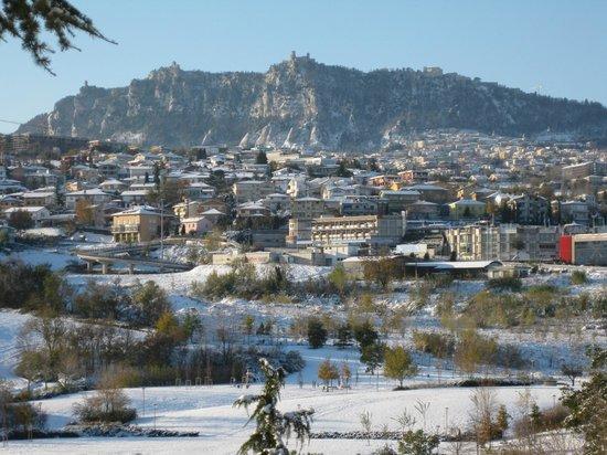 Hotel Il Monte: panorama