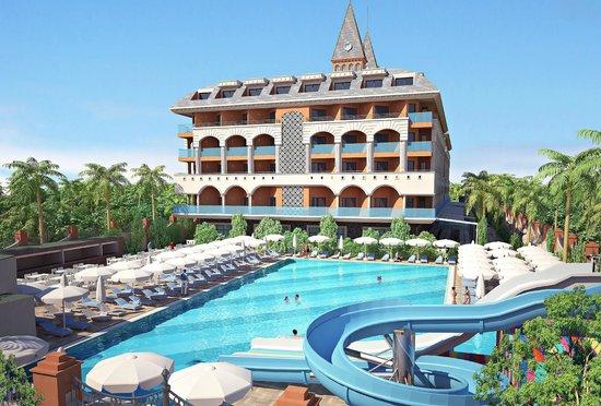 Hotel Orange Palace Evrenseki