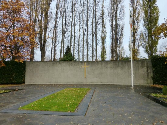 Arbour Hill Cemetery: Memorial to the 1916 Easter Rising