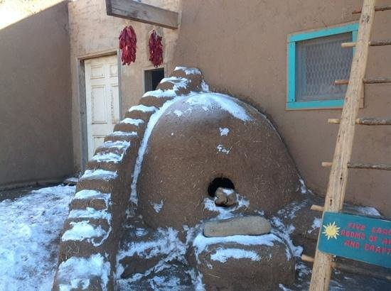 Villas de Santa Fe : a wonderful village visit to Taos.