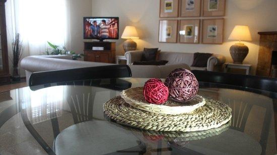 Hotel Tamariz: Ambientes en comun