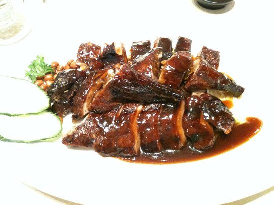 Canton-i: Traditional charcoal roast goose ★ ★ ★ ★