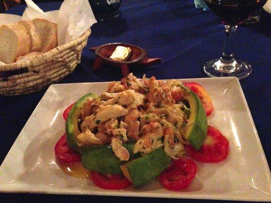 Lakay: Salad Langouste