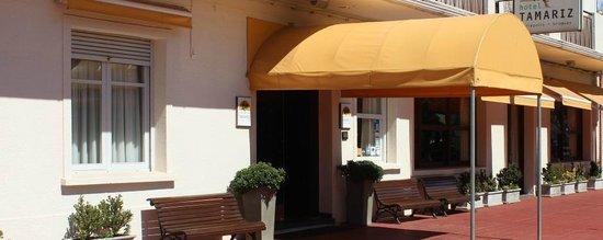 Hotel Tamariz: Entrada Pirncipal