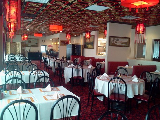 new china palace: our new location