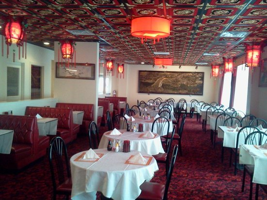 new china palace: new location
