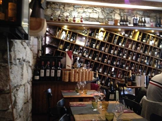 Saveurs & Anthocyanes: le restaurant