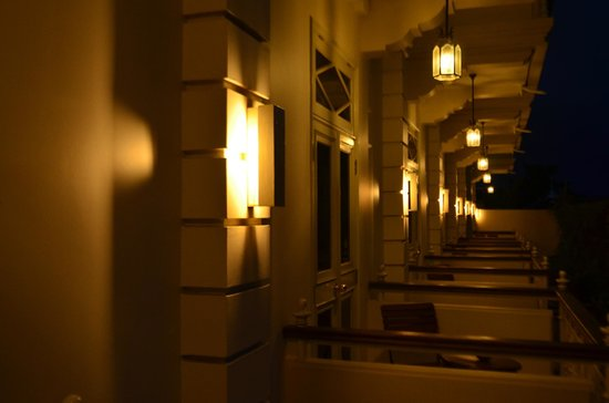 The Phoenix Hotel Yogyakarta - MGallery Collection: Balconies next to ours