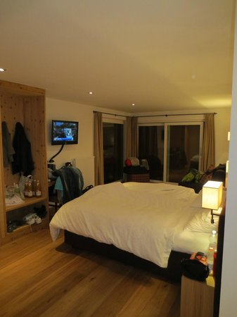 Hotel Comploj: La nostra stanza