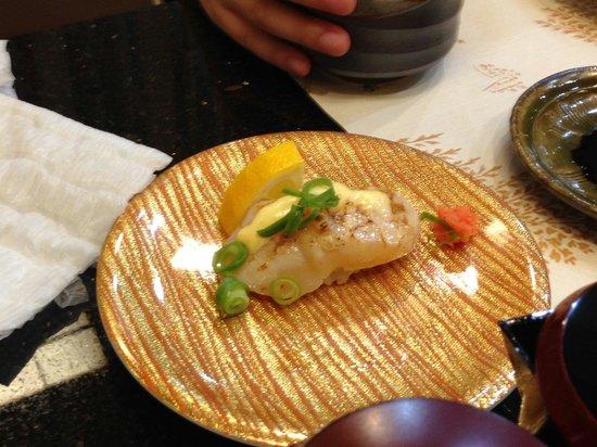 Suiten : Fresh scallop