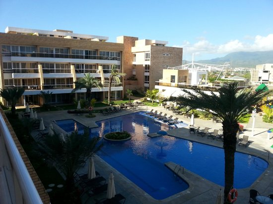 Margarita Real Boutique Hotel: The first morning..
