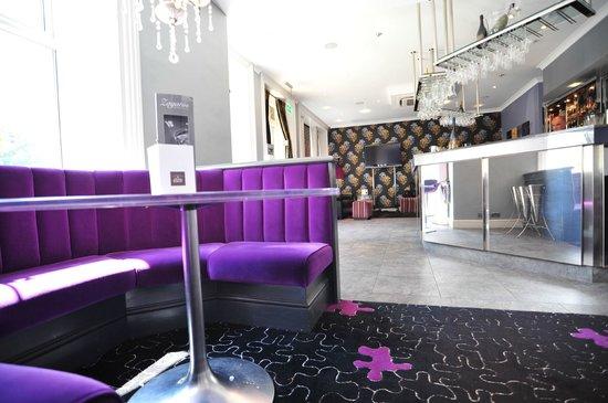 Spa Spa at The Spa Hotel: Zagatos Bar