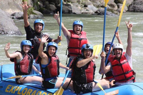 Exploradores Outdoors: Rio Paquare
