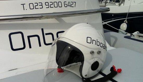 Onboard RIB Charters