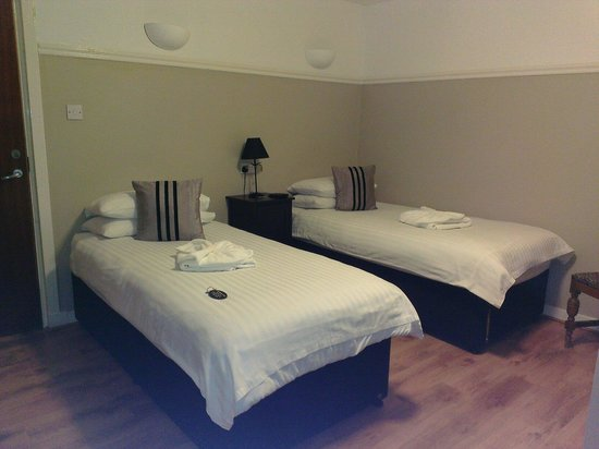 Auld Mill House Hotel: Room