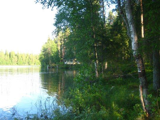 Kokkola Tourism Ltd.: Uno dei laghetti per fare un bel bagno!