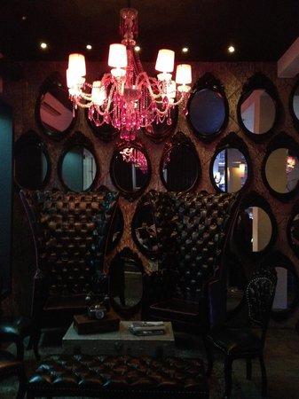 Roset Restaurante y Gin Bar: lobby