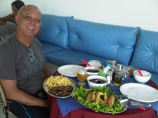 MARINA Vip Club Resort & spa: Un pequeño almuerzo