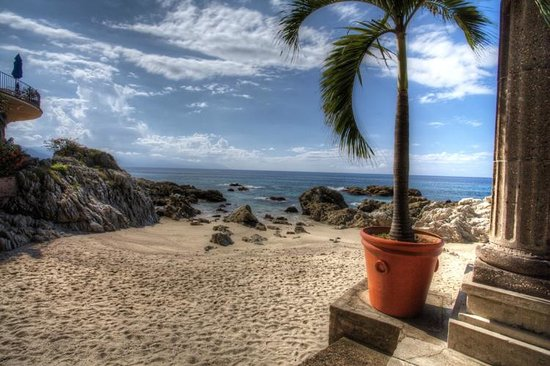 Quinta Maria Cortez: Beach
