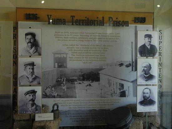Yuma Territorial Prison State Historic Park: Prigione territoriale di Yuma