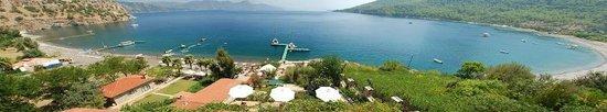 Kumlubuk, تركيا: View