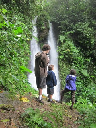 San Gerardo Biological Station: Catarata Trail