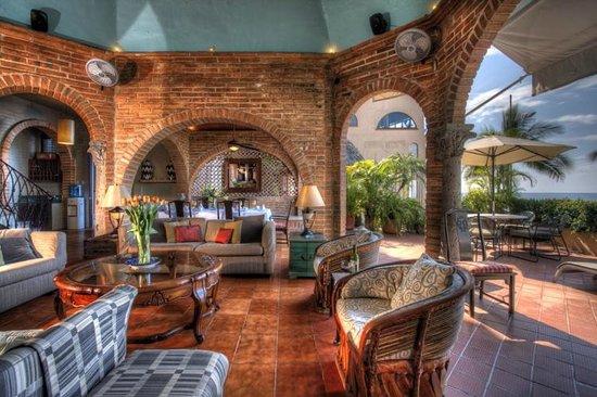 Casa Tres Vidas: Vida Sol Sala / Living Area