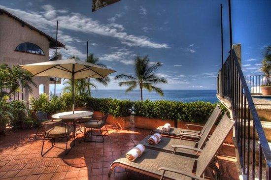 Casa Tres Vidas: Vida Sol Terrace