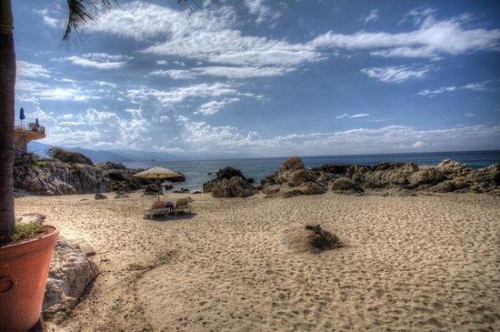 Casa Tres Vidas: Beach