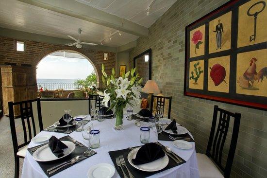 Casa Tres Vidas: Vida Mar Dinning Room