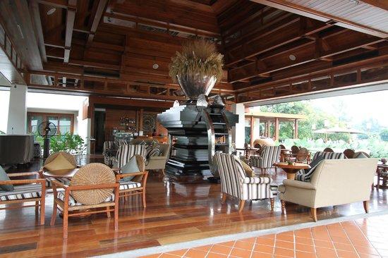 Ratilanna Riverside Spa Resort Chiang Mai : Lounge