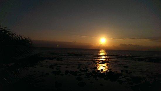 Anita House: what a beautiful sunrise!