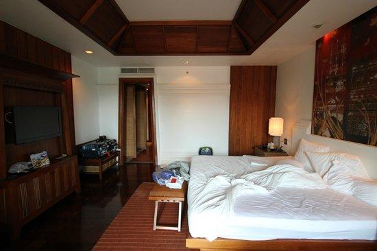 Ratilanna Riverside Spa Resort Chiang Mai : Bedroom