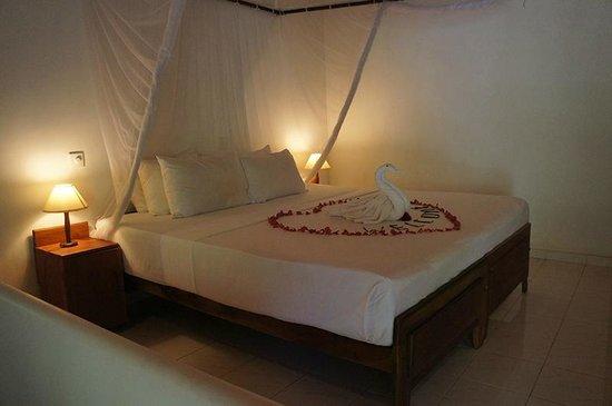 Dalmanuta Gardens - Ayurvedic Resort & Restaurant: Clean spacious room