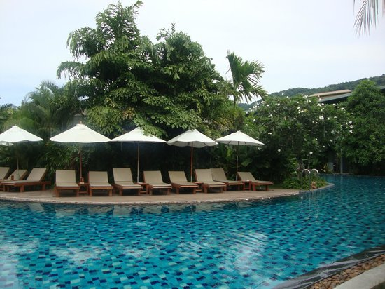 Metadee Resort and Villas : Pool area