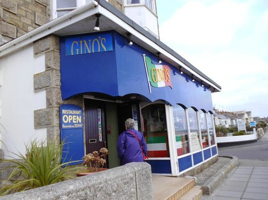 Gino's Spaghetti House: On the prom at PZ