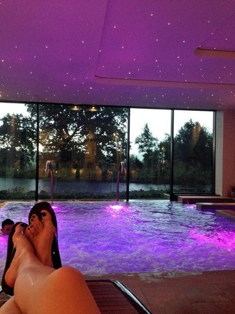 Stanley House Hotel & Spa: Spa time!