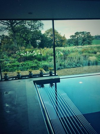 Stanley House Hotel & Spa: Pool with a view!!!