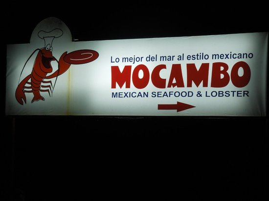 Mocambo Restaurantes: This way