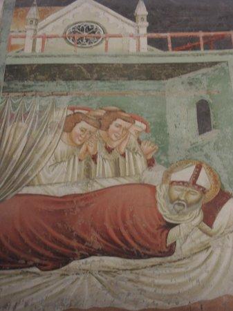 Cappella Domenicani: Frescoes Chiesa dei Domenicani
