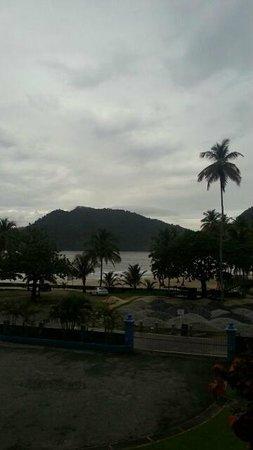 Maracas Bay Hotel: View from Room Balcony