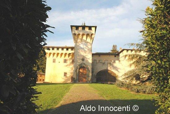 Barberino Di Mugello, Italy: Villa Medicea di Cafaggiolo
