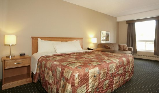 Colonial Square Inn & Suites: King