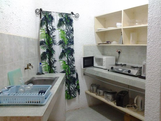 Seaview Resort : Kitchen