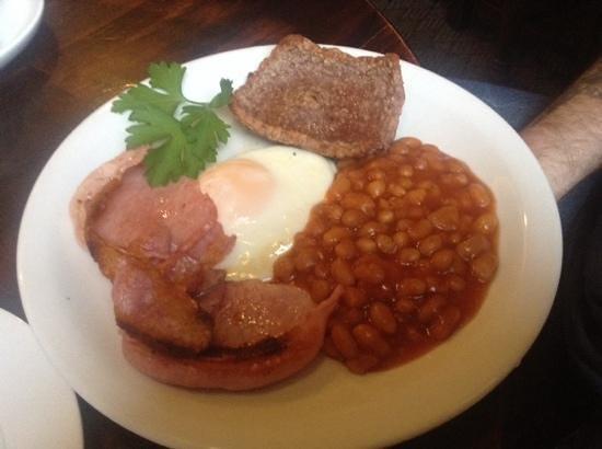 West Port Bar & Kitchen: Allys breakfast