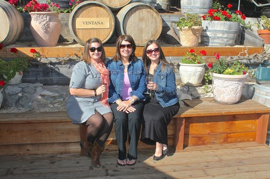 Wine Trolley Tours: Thank you for the memories!