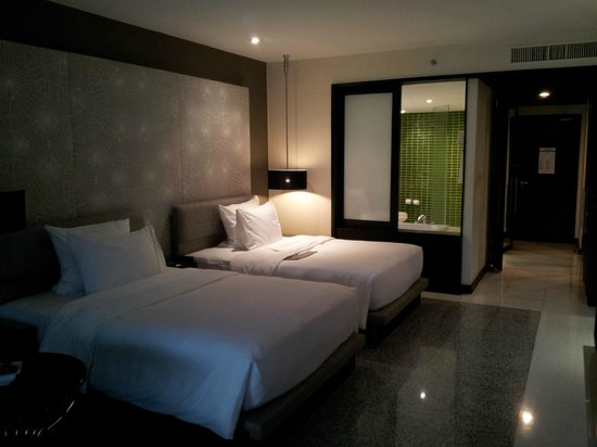 Le Meridien Chiang Rai Resort: habitación: las camas