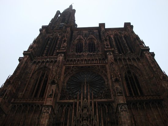 Strasbourg Pont Couverts : Cathedral