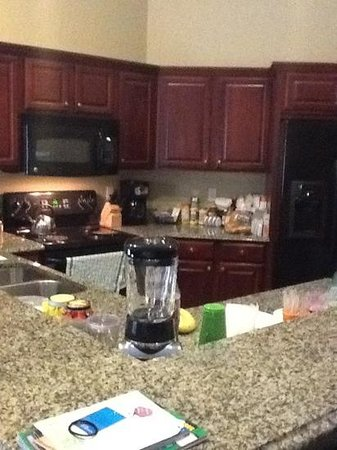 Wyndham Resort at Fairfield Glade: awesome kitchen