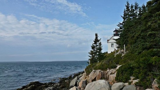 Bass Harbor Head Lighthouse: Faro